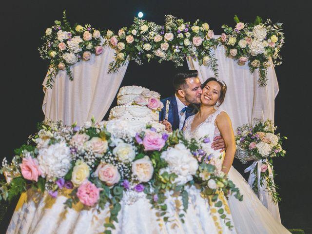 Il matrimonio di Marco e Aida a Imbersago, Lecco 39
