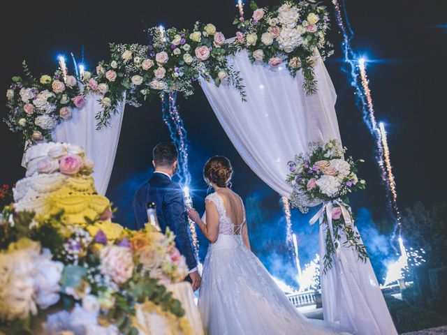 Il matrimonio di Marco e Aida a Imbersago, Lecco 41