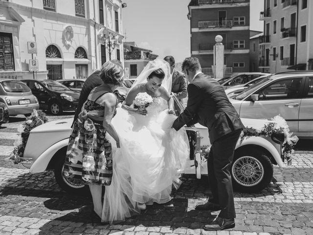 Il matrimonio di Carlo e Emanuela a Arpino, Frosinone 10