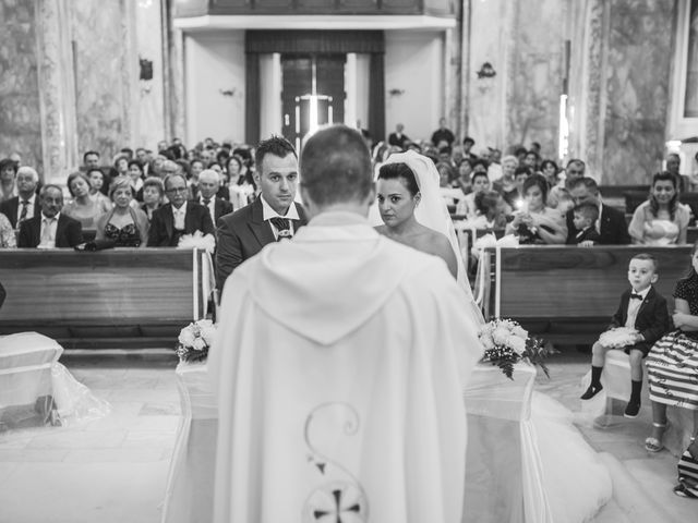 Il matrimonio di Carlo e Emanuela a Arpino, Frosinone 14