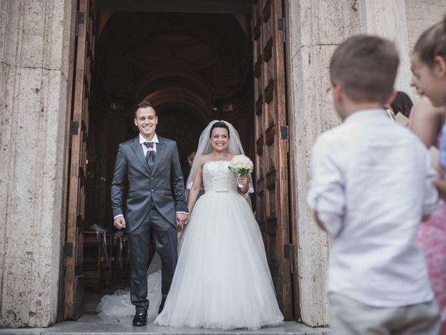 Il matrimonio di Carlo e Emanuela a Arpino, Frosinone 15