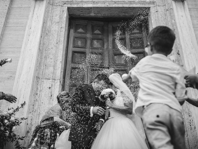 Il matrimonio di Carlo e Emanuela a Arpino, Frosinone 16