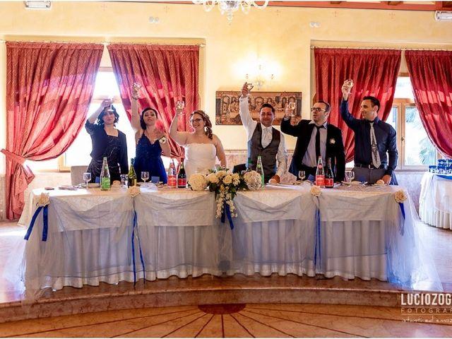 Il matrimonio di Francesco e Teresa a Ospitaletto, Brescia 10