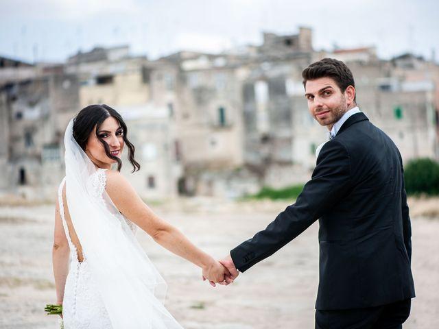 Il matrimonio di Raffaele e Marzia a Gravina in Puglia, Bari 18