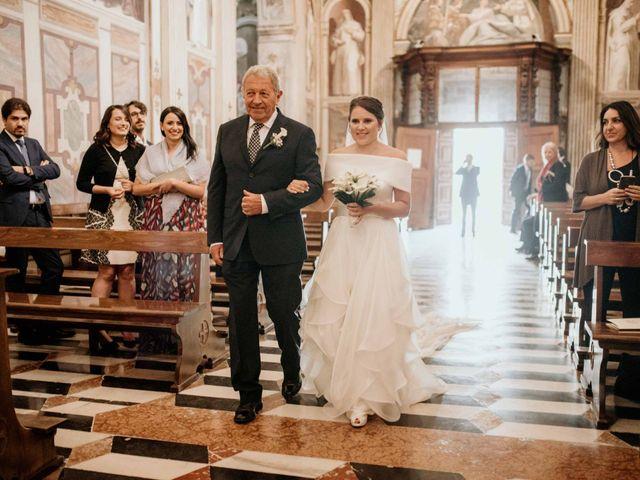 Il matrimonio di Valerio e Beatice a Milano, Milano 1