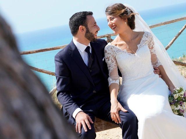 Il matrimonio di Francesco e Loredana a Agrigento, Agrigento 6