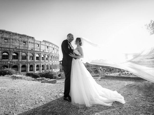 Il matrimonio di Mauro e Stefania a Roma, Roma 14
