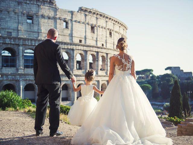 Il matrimonio di Mauro e Stefania a Roma, Roma 16