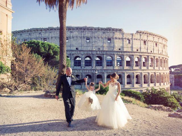 Il matrimonio di Mauro e Stefania a Roma, Roma 17