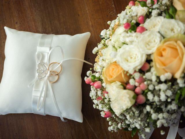 Il matrimonio di Luca e Laura a Saronno, Varese 6