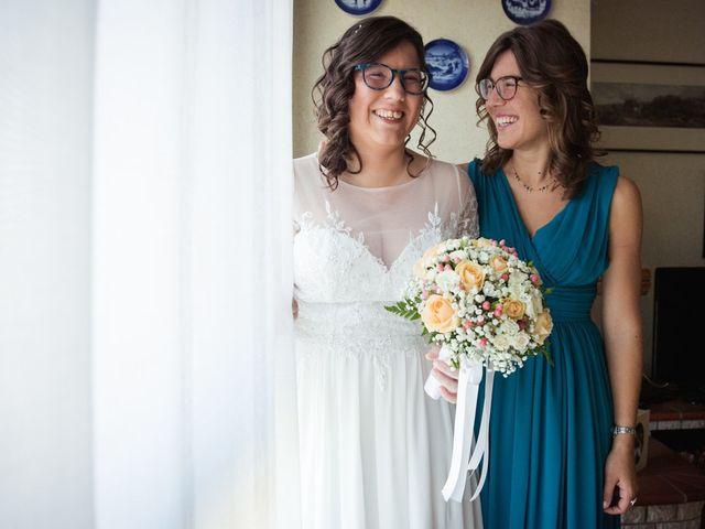 Il matrimonio di Luca e Laura a Saronno, Varese 8