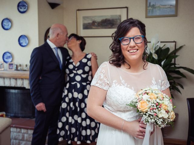 Il matrimonio di Luca e Laura a Saronno, Varese 10