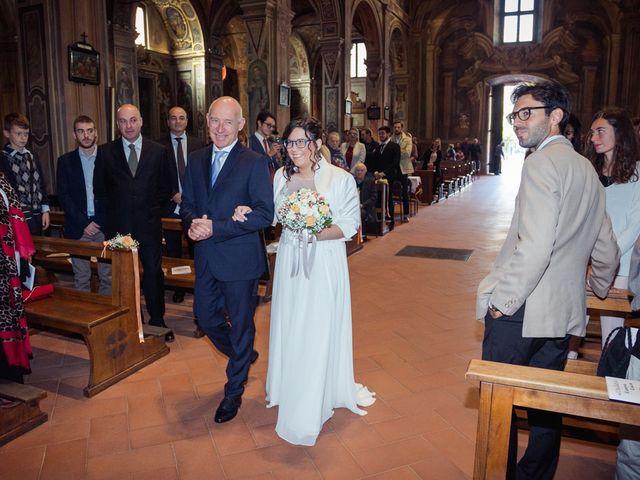 Il matrimonio di Luca e Laura a Saronno, Varese 14