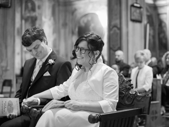 Il matrimonio di Luca e Laura a Saronno, Varese 16