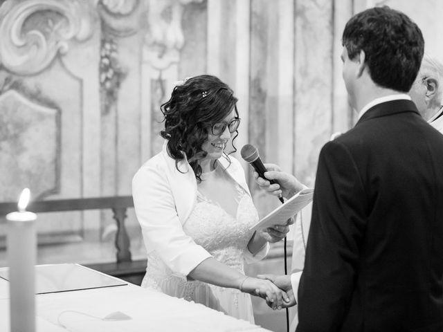 Il matrimonio di Luca e Laura a Saronno, Varese 17