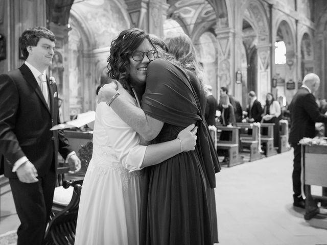 Il matrimonio di Luca e Laura a Saronno, Varese 19