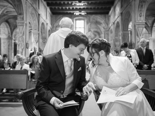 Il matrimonio di Luca e Laura a Saronno, Varese 20
