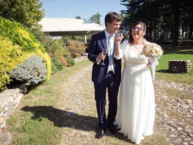 Il matrimonio di Luca e Laura a Saronno, Varese 25