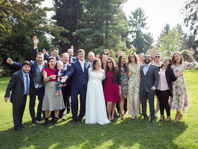 Il matrimonio di Luca e Laura a Saronno, Varese 36