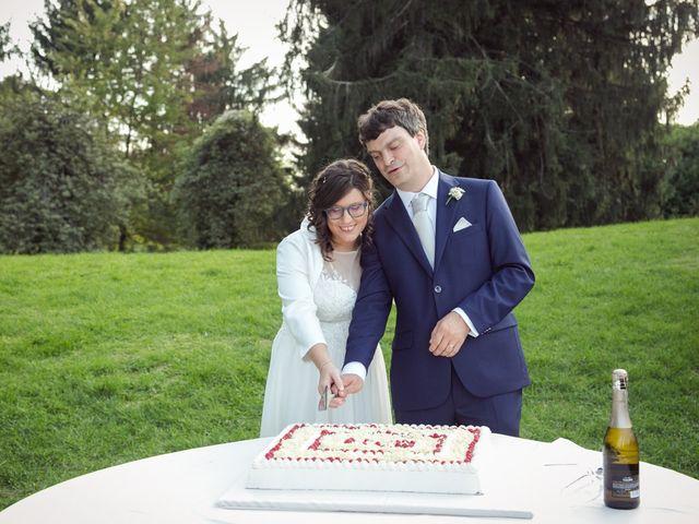 Il matrimonio di Luca e Laura a Saronno, Varese 42