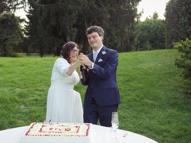 Il matrimonio di Luca e Laura a Saronno, Varese 43
