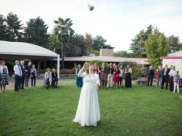 Il matrimonio di Luca e Laura a Saronno, Varese 46