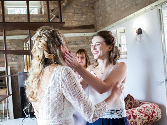 Il matrimonio di James e Freya a Servigliano, Fermo 13