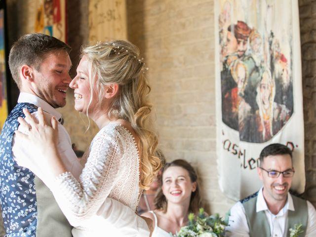 Il matrimonio di James e Freya a Servigliano, Fermo 20
