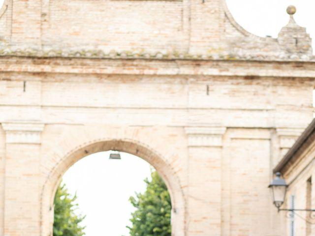 Il matrimonio di James e Freya a Servigliano, Fermo 24