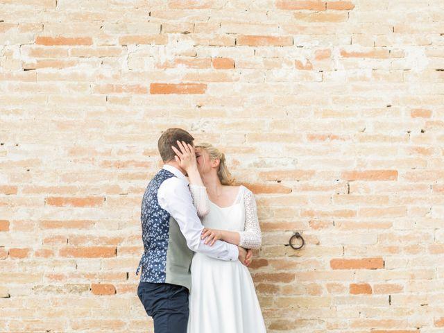 Il matrimonio di James e Freya a Servigliano, Fermo 28