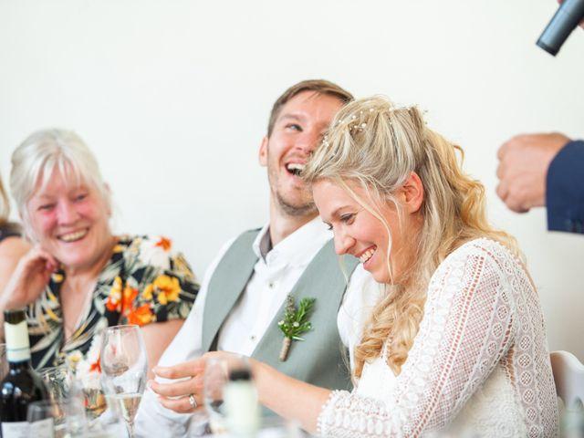 Il matrimonio di James e Freya a Servigliano, Fermo 35