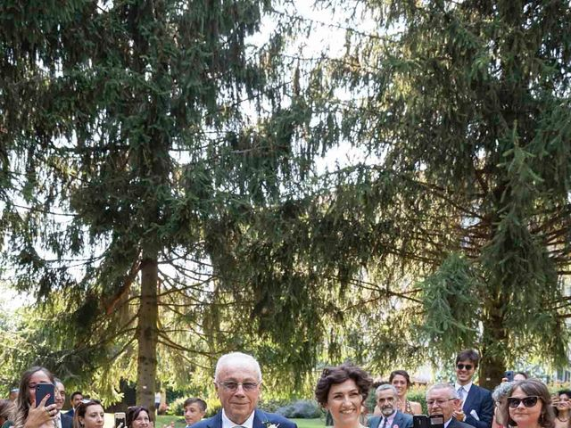 Il matrimonio di Jacopo e Fabrizia a Lecco, Lecco 41