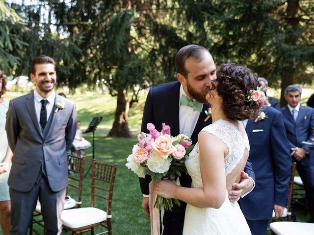 Il matrimonio di Jacopo e Fabrizia a Lecco, Lecco 42