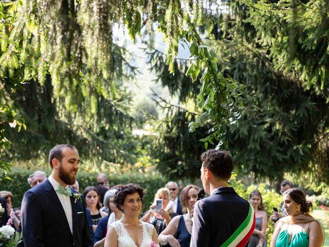 Il matrimonio di Jacopo e Fabrizia a Lecco, Lecco 43