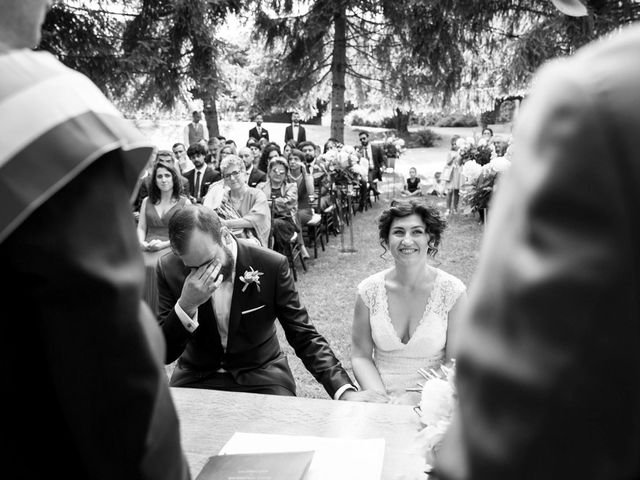 Il matrimonio di Jacopo e Fabrizia a Lecco, Lecco 44