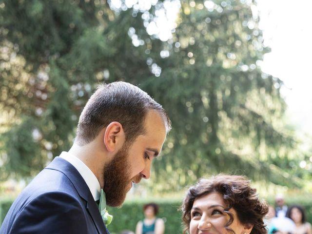 Il matrimonio di Jacopo e Fabrizia a Lecco, Lecco 48