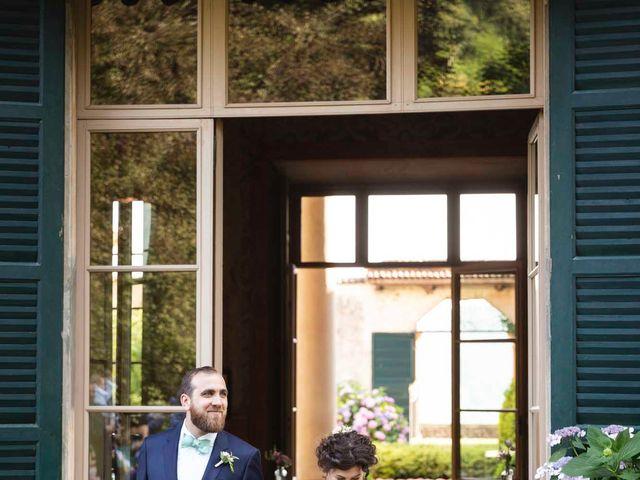 Il matrimonio di Jacopo e Fabrizia a Lecco, Lecco 56