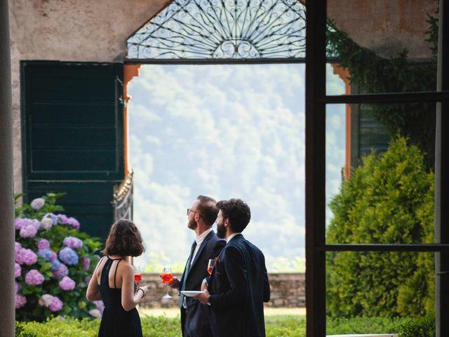 Il matrimonio di Jacopo e Fabrizia a Lecco, Lecco 60