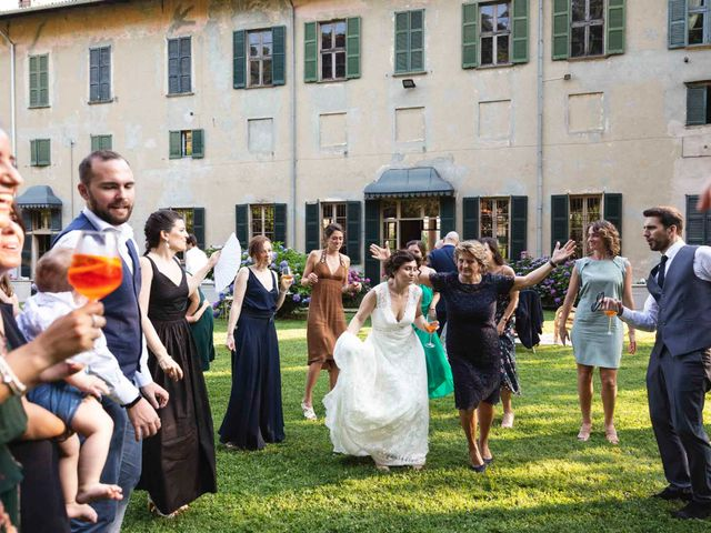 Il matrimonio di Jacopo e Fabrizia a Lecco, Lecco 62