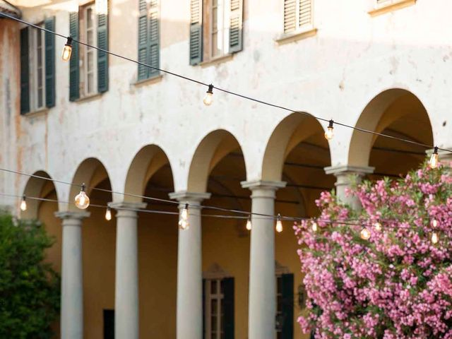 Il matrimonio di Jacopo e Fabrizia a Lecco, Lecco 71