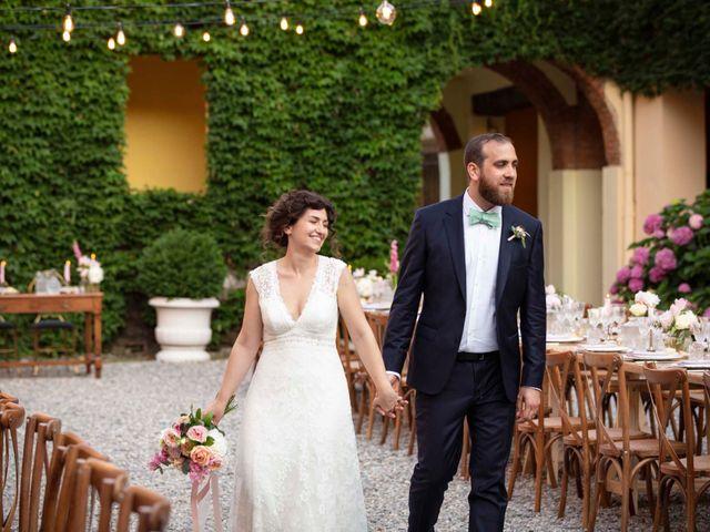 Il matrimonio di Jacopo e Fabrizia a Lecco, Lecco 87