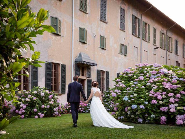 Il matrimonio di Jacopo e Fabrizia a Lecco, Lecco 98