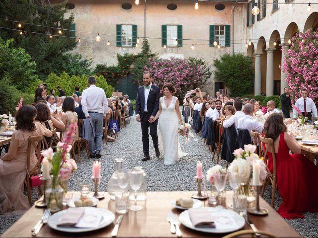 Il matrimonio di Jacopo e Fabrizia a Lecco, Lecco 99