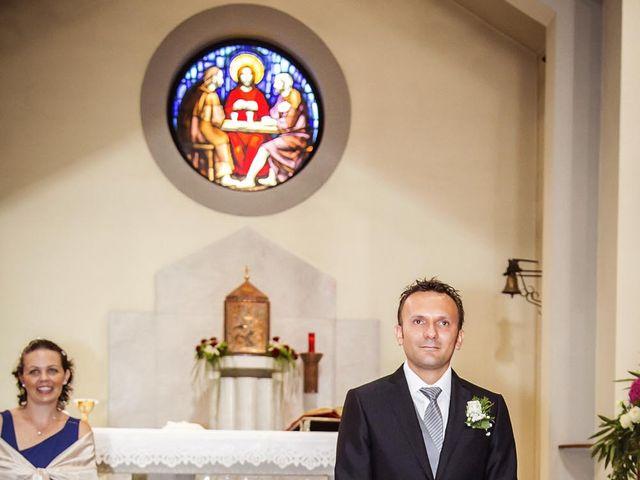 Il matrimonio di Daniele e Silvia a Melzo, Milano 25
