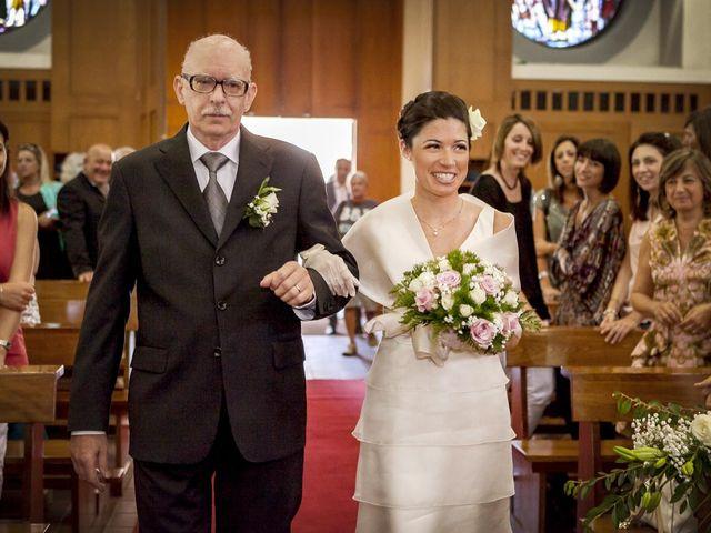 Il matrimonio di Daniele e Silvia a Melzo, Milano 28