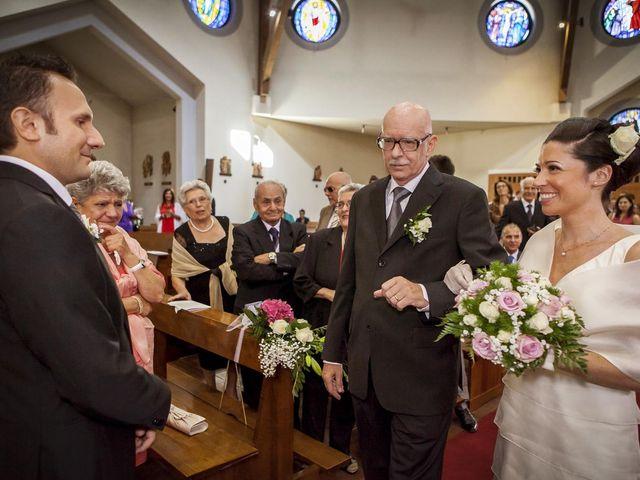 Il matrimonio di Daniele e Silvia a Melzo, Milano 29