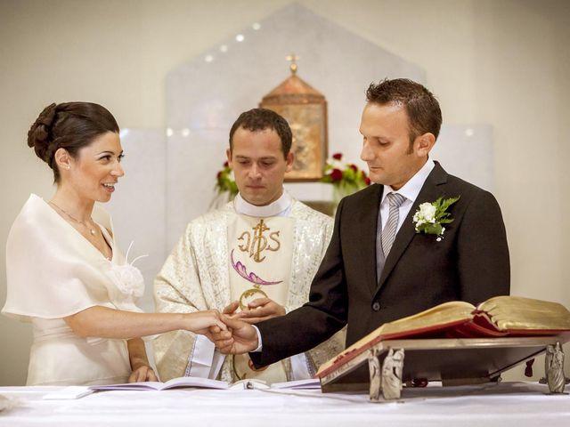 Il matrimonio di Daniele e Silvia a Melzo, Milano 34