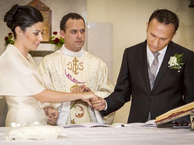 Il matrimonio di Daniele e Silvia a Melzo, Milano 35
