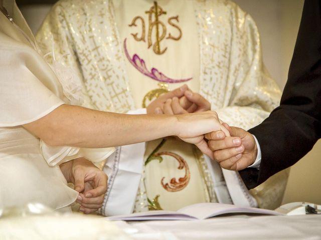 Il matrimonio di Daniele e Silvia a Melzo, Milano 36