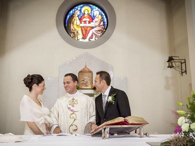 Il matrimonio di Daniele e Silvia a Melzo, Milano 37